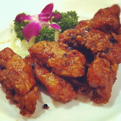 法蘭西‧山: 西貢米芝蓮 -- 六福菜館