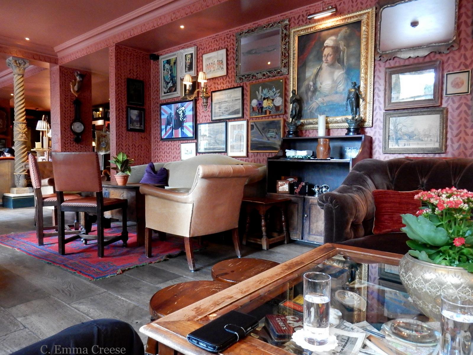 Paesan Italian Bar And Kitchen  Exmouth Market London Ecrpx
