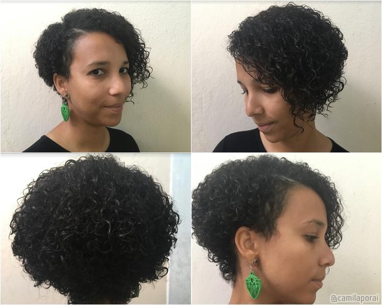 cabelo finalizado