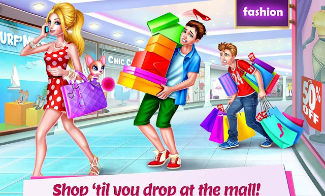 Game Shopping Mall Girl For Android