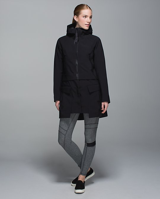 lululemon rain or shine jacket