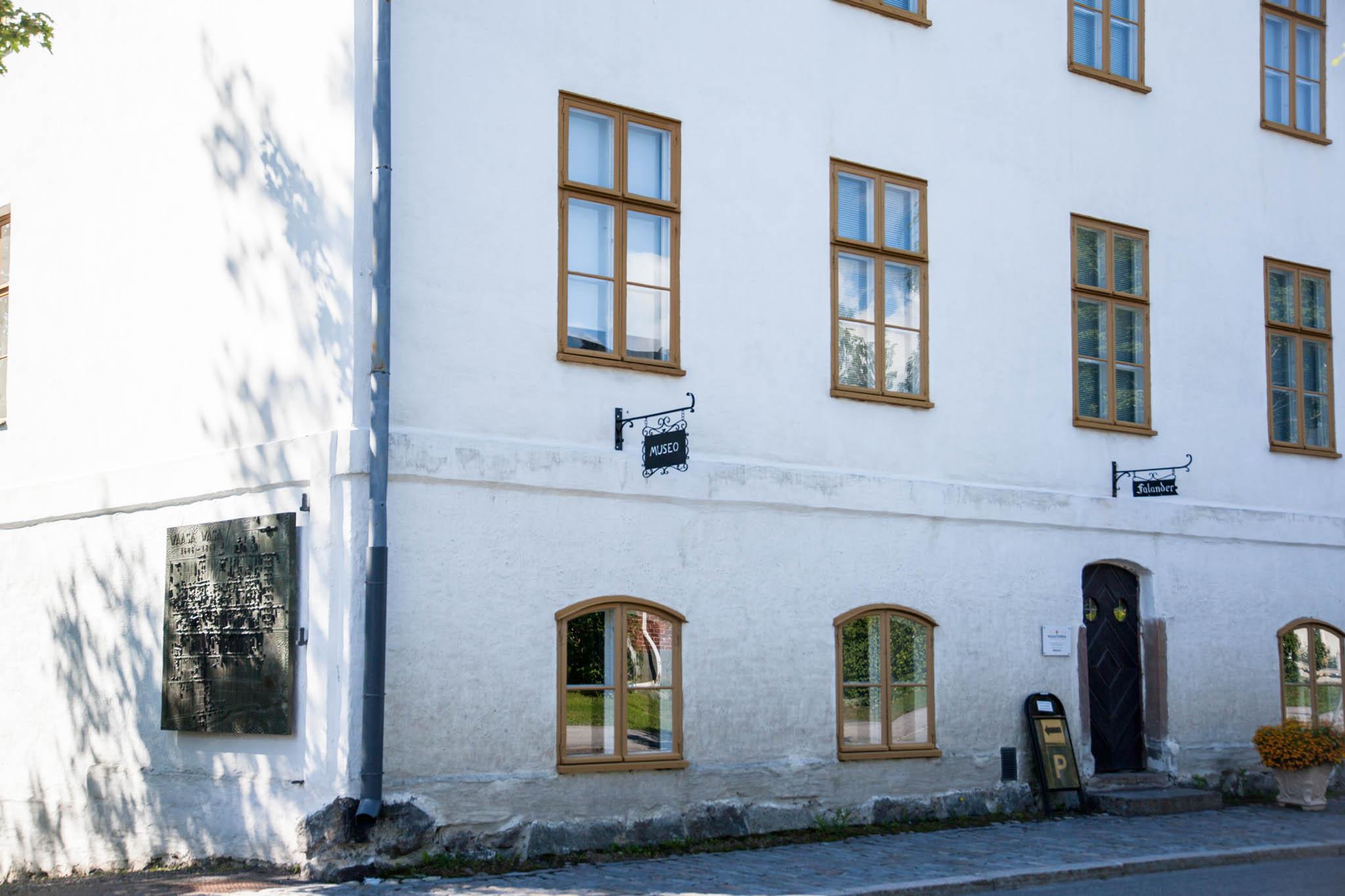 Wasastjerna Vanhan Vaasan museo