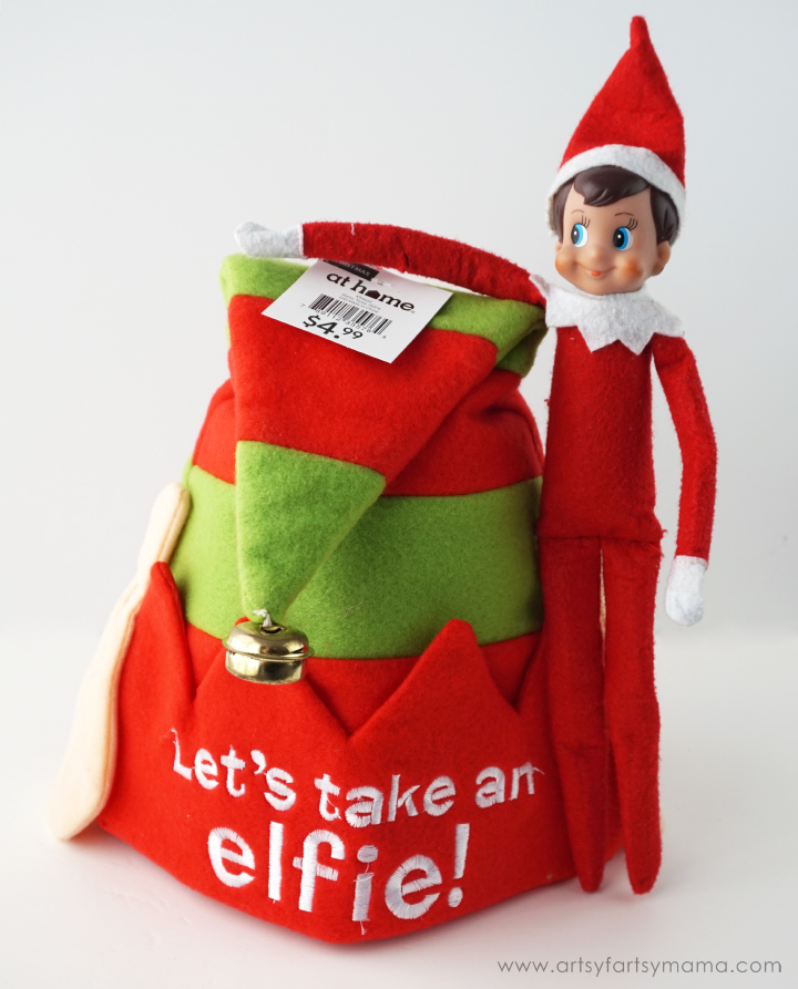 Elf on the Shelf Ideas and Inspiration #MyReason #AtHomeStores