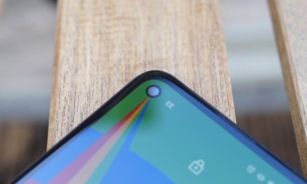 camera tràng viền pixel 4a