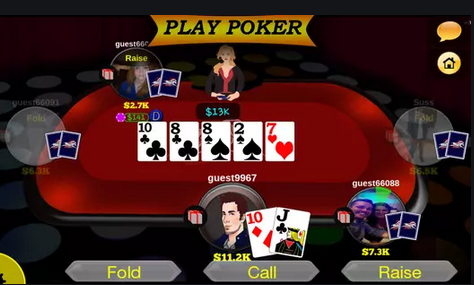 Aturan Texas Holdem Poker