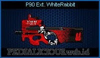 P90 Ext. WhiteRabbit
