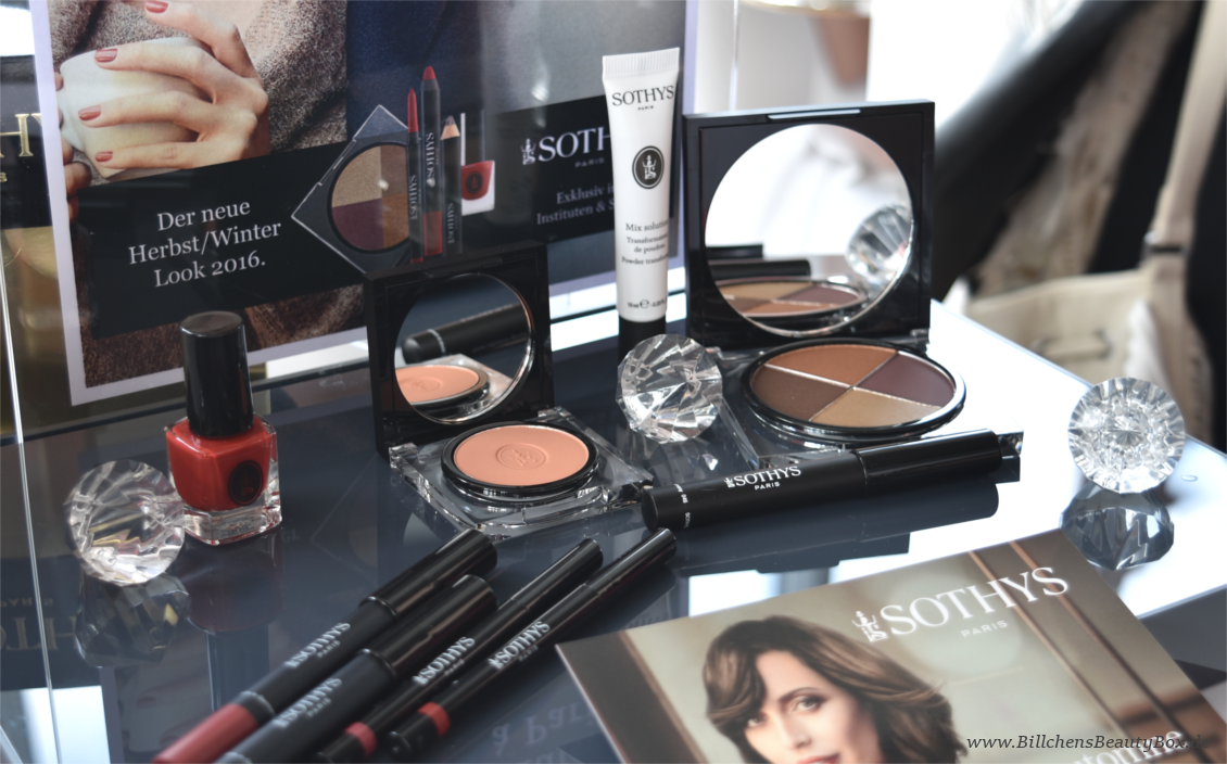 Beautypress Bloggerevent - Sothys