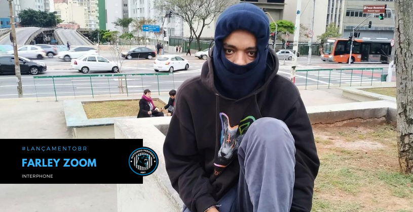 "O rapper Farley Zoom lança o single ""Interphone"""