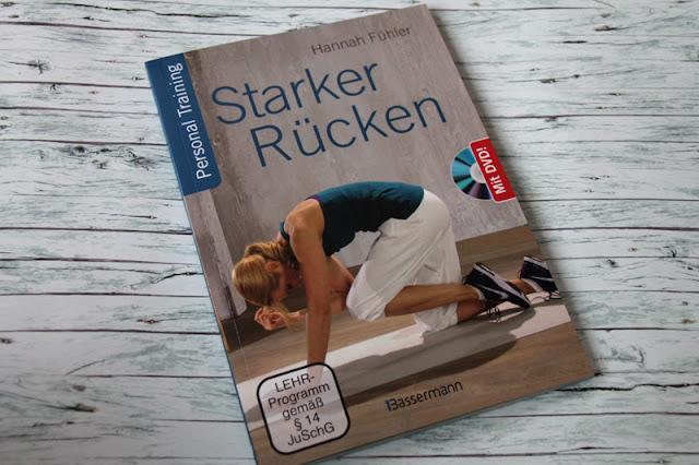(Rezension) Starker Rücken - Personal Training mit Hannah Fühler (inkl. DVD)