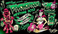 Stay Psycho! Stay Pineda!!! 20th Psychobilly Meeting!!!
