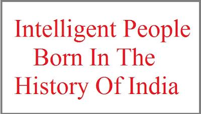 Intelligent, people, history