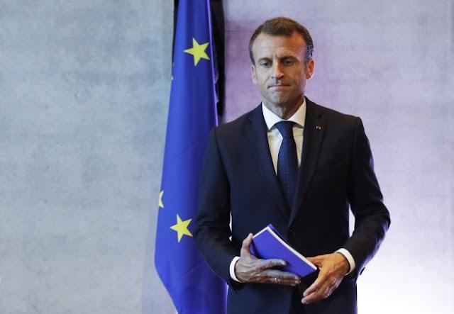 Οι προτάσεις Μακρόν για την διεύρυνση της ΕΕ