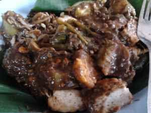 Kuliner Indonesia - Rujak Cingur