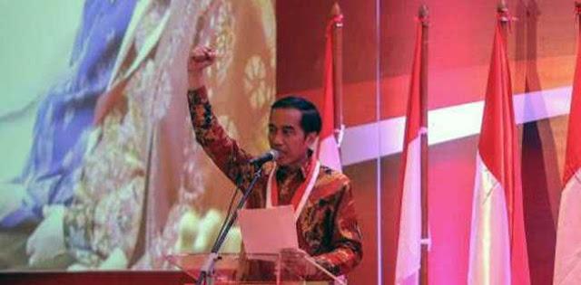 Akibat Gebuk, Sontoloyo, Genderuwo, Dan Tabok Citra Jokowi Bakal Tergerus