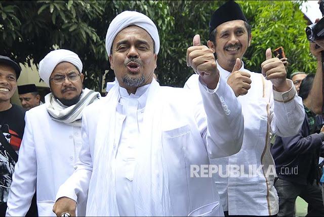 Yusril Siap Jadi Pengacara Habib Rizieq