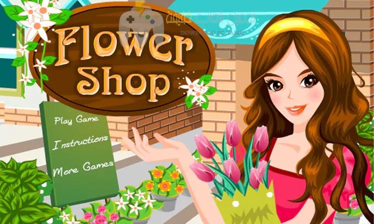 تحميل لعبة Flower Shop للكمبيوتر مجانا