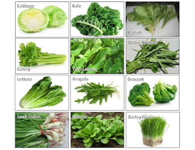 Green leafy vegetables 4 foods that interfere with prescription medications