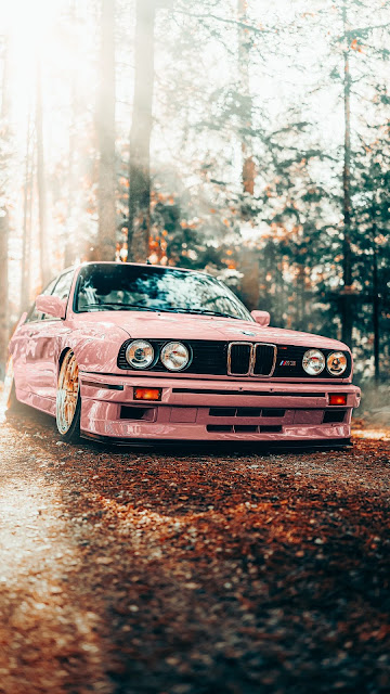 BMW Car, Tuning, Racing