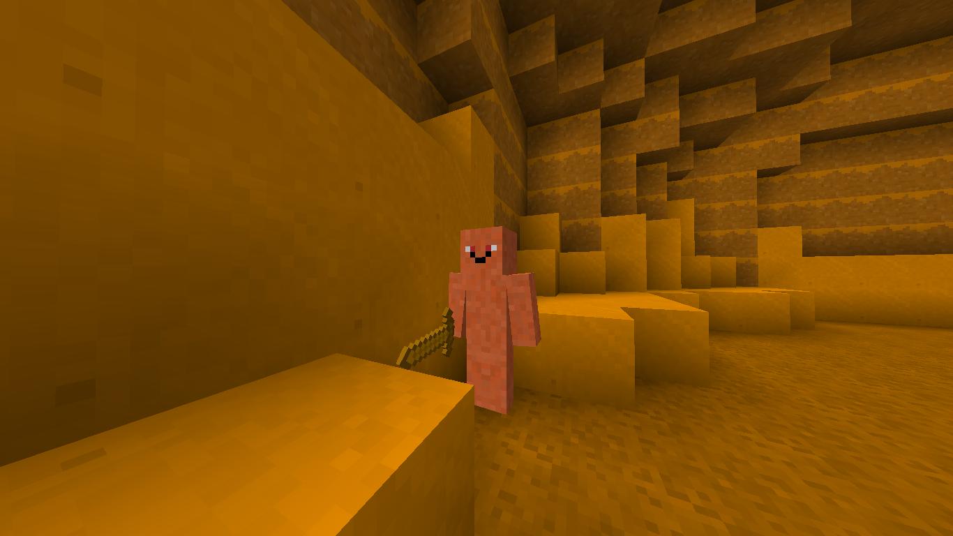 Aggressive Copper Humman
