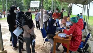 Ikut Sukseskan Serbuan Vaksin TNI, Lanud Suryadarma: Ini Secara Serentak 34 Provinsi Bagi Masyarakat