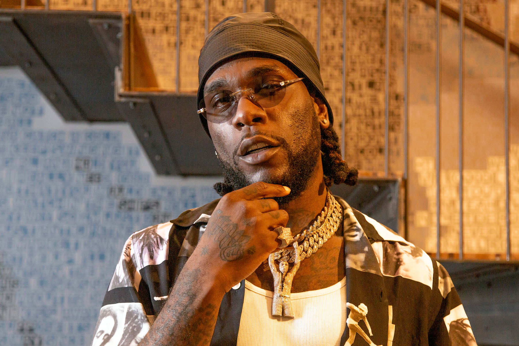 Burna Boy tops chart as he becomes the first artiste to reach 100M streams on Boomplay