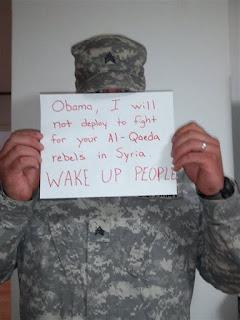 Američki vojnik iskazuje neposlušnost