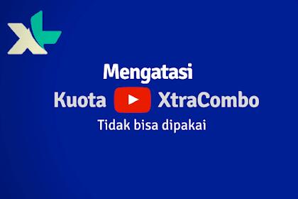 Cara Mengatasi Kuota Youtube Xtra Combo Xl Tidak Dapat Dipakai