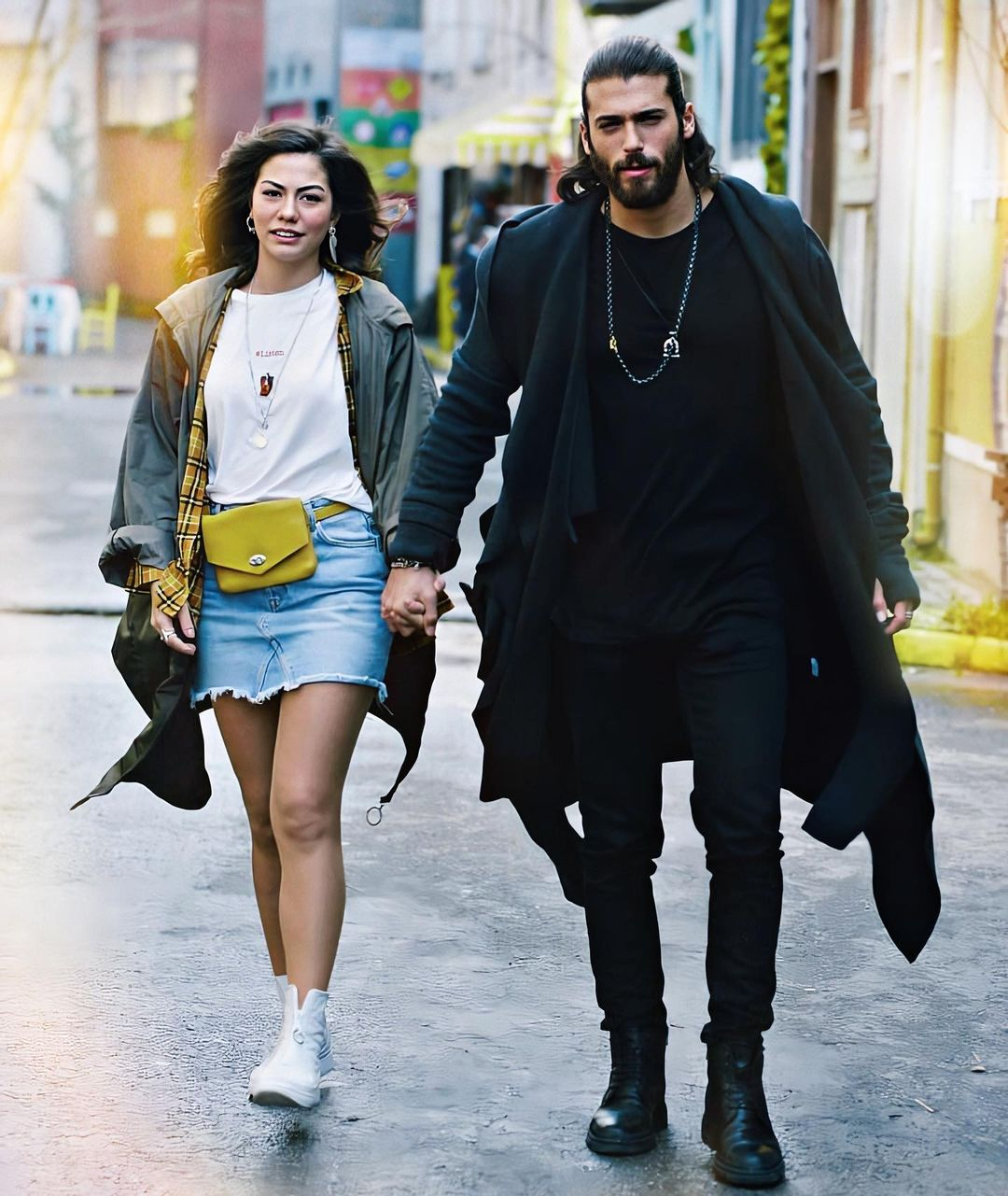Can Yaman Wife Yaman Wallpaper Posted By Sarah Walker