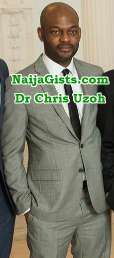 dr christopher chizoba uzoh
