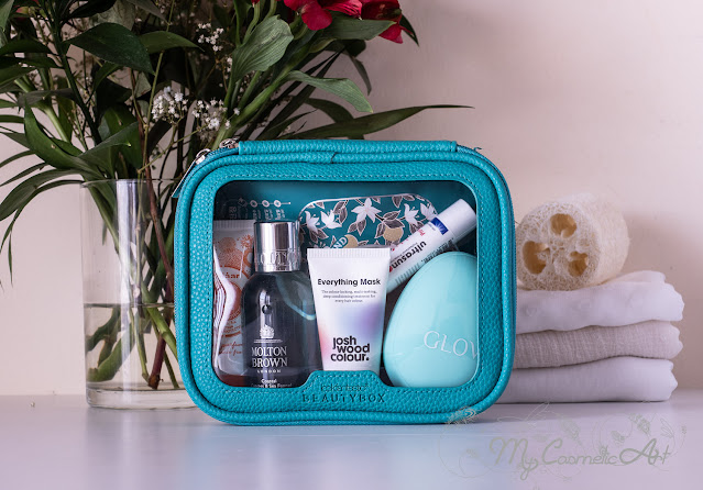 Beautybox de Look Fantastic de junio de 2020
