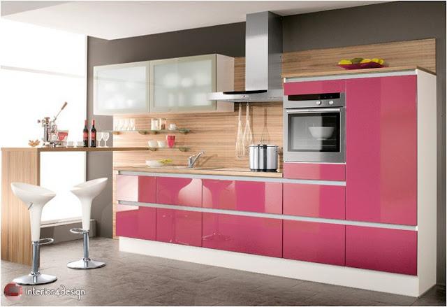 Top 20 Pink Kitchens 10