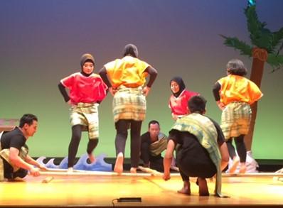 Tari Tradisional Indonesa Semarakan Malam Indonesia Di Kyoto Media