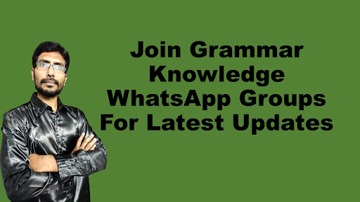 Join Grammar Knowledge WhatsApp Groups