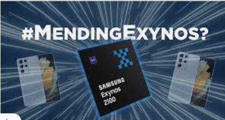 exynos 2100 prosesor hp terbaik untuk game