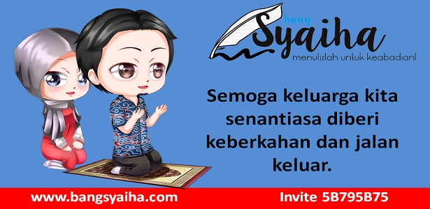 Ketika Seorang Suami Menceraikan Istrinya via Whatsapp, Suami selingkuh dengan teman kerja, Bang Syaiha, http://www.bangsyaiha.com/