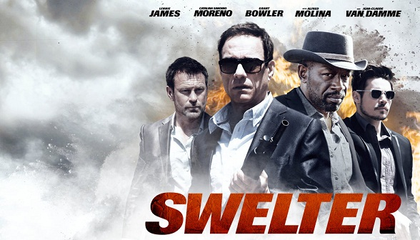 Swelter 2014 Hindi Dubbed 720p BluRay Download