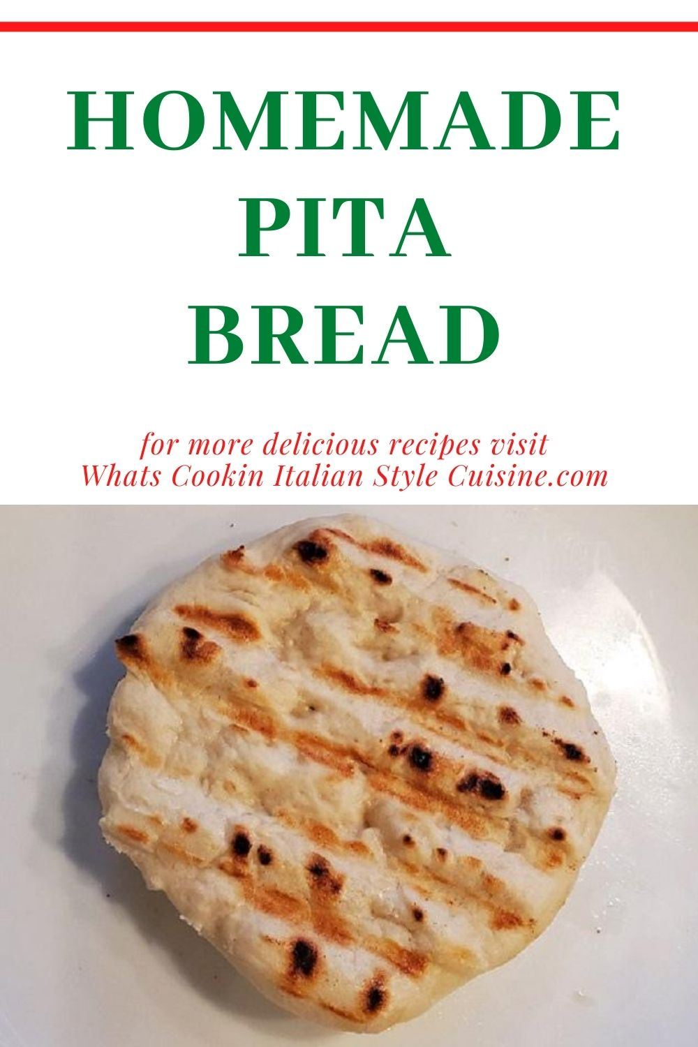 pin for later pita bread