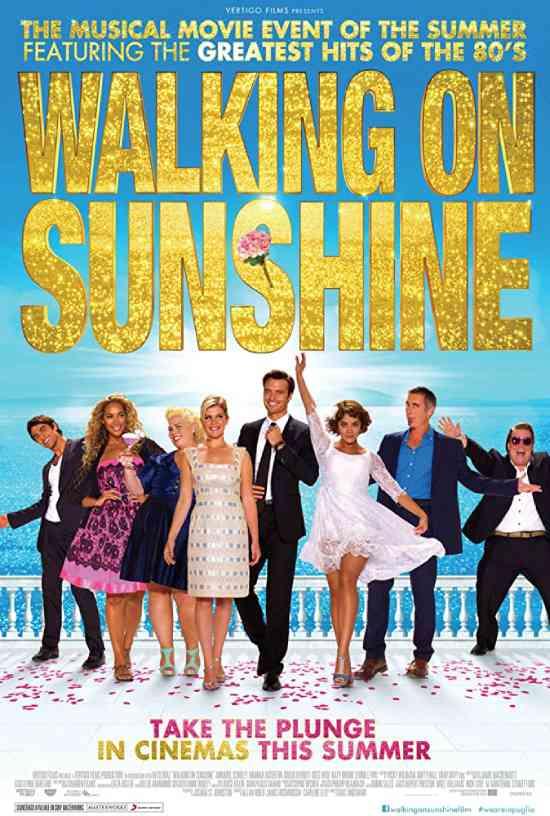 مشاهدة مشاهدة فيلم walking on sunshine 2014 مترجم