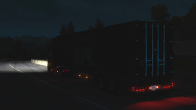PACTON Container - ETS2 v1.35.x