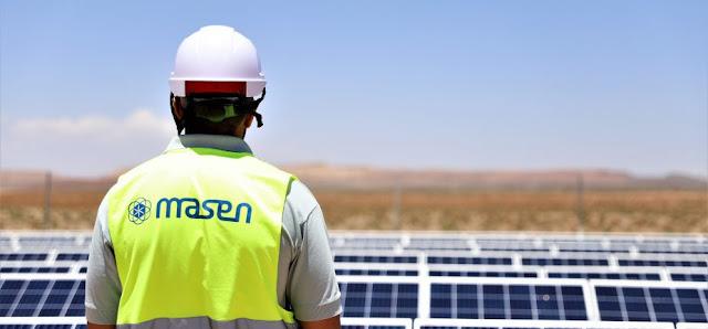 مازن ، جسر لترويج الطاقات المتجددة