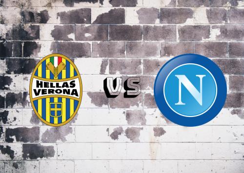 Hellas Verona vs Napoli  Resumen y Partido Completo