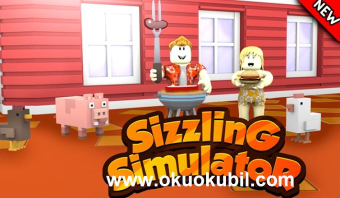 Roblox Sizzling Simulator Hack Farm, Para Script Hilesi İndir 2020