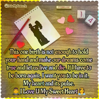 Love proposal Quote Image