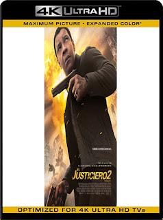 El Justiciero 2 (2018)4K 2160p UHD [HDR] Latino [GoogleDrive]