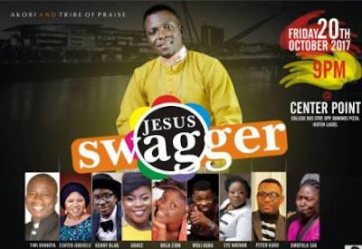 Akobi, Tribe Of Praise Set For 'Jesus Swagger'