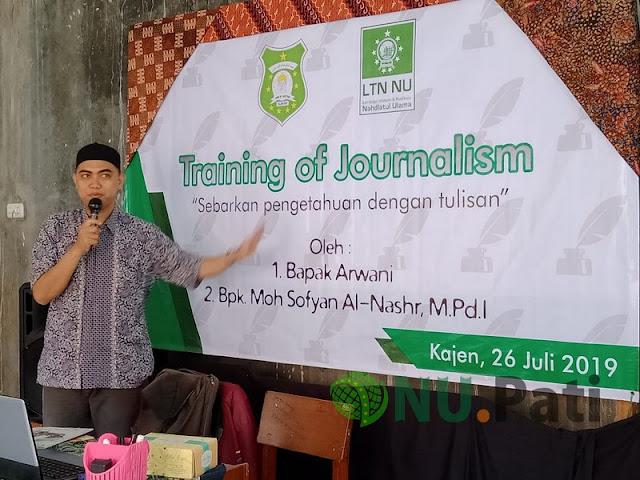 Training Jurnalistik PMH Al-Kautsar