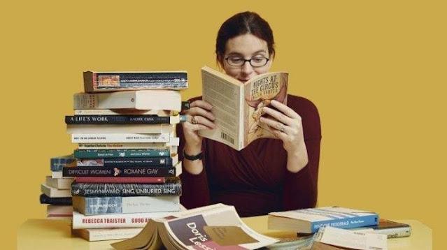 Banyak Membaca Buku juga Baik Untuk Inspirasi dalam Menulis Novel