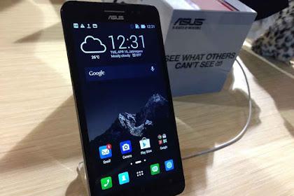 Harga dan Spesifikasi Asus Zenfone 5 Terbaru 2015