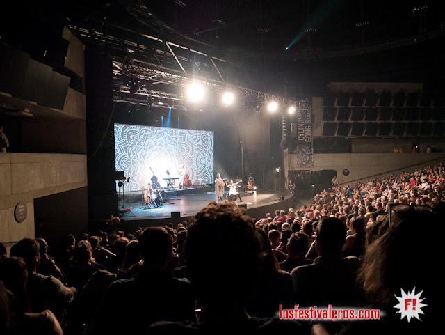 Dakh Daugthers / Festival Colours of Ostrava 2019, Dolni Vitkovice, Ostrava, CZ