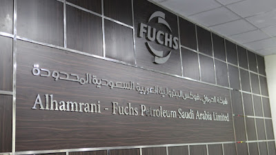 ALHAMRANI-FUCHS PETROLEUM SAUDI ARABIA LTD. HEAD OFFICE AND ADDRESS